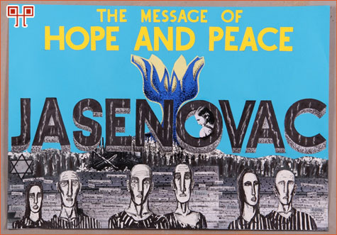 Jasenovac – The message of hope and peace