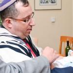 Židovski obred obrezivanja dječaka
