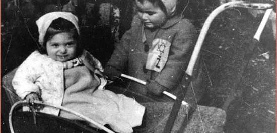 Jedna od najpoznatijih fotografija djece Holokausta, Dina Flesh vjeruje da su na slici ona i njen brat Dan