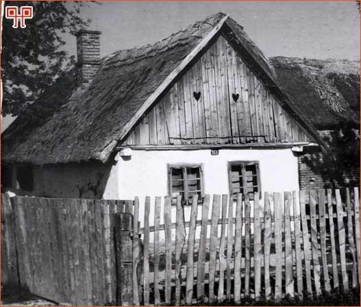 Kuća u Hrastovskom gdje su 3.5.1942. ubijeni Božo Leiner i Milivoj Marijan