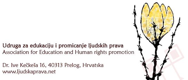 Planirane aktivnosti Udruge za edukaciju i promicanje ljudskih prava