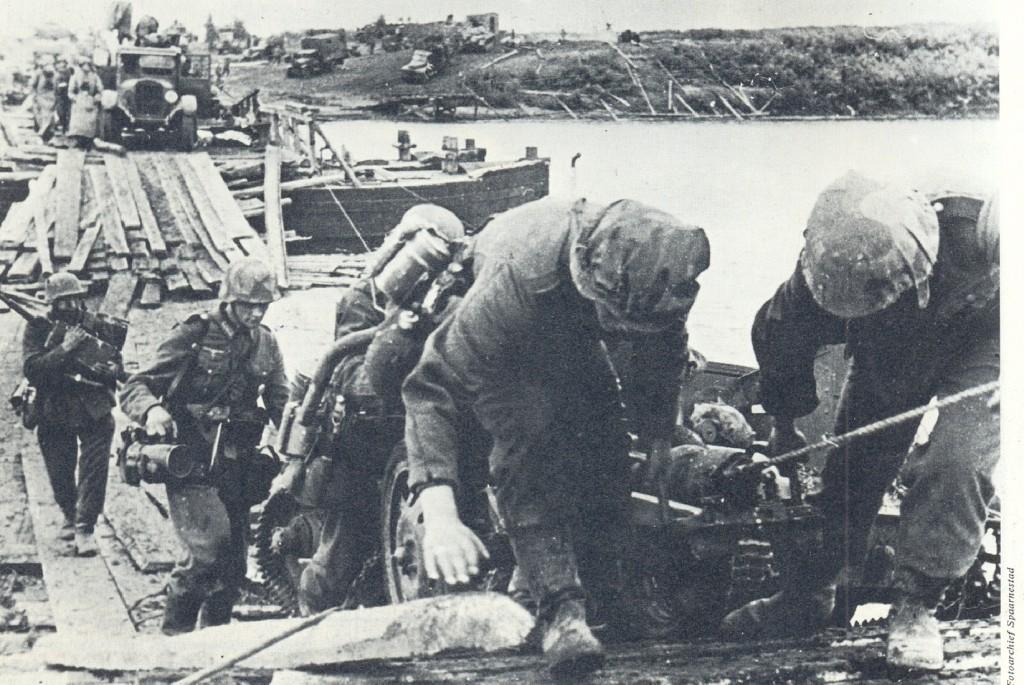 Nijemci forsiraju Don – ljetna ofenziva 1942.
