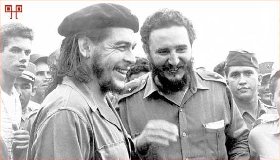Che Guevara i Fidel Castro