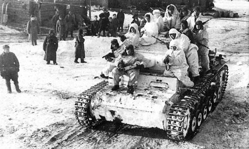 Zarobljeni Panzerkampfwagen III u sovjetskoj službi