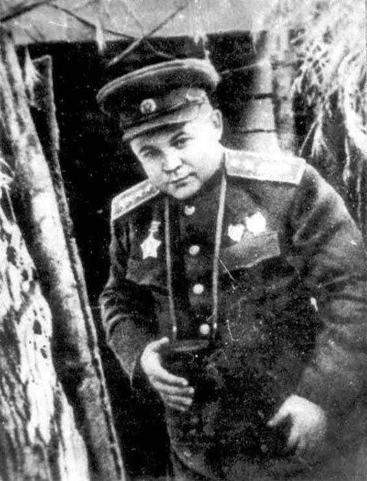 General-pukovnik Nikolaj Fjodorovič Vatutin