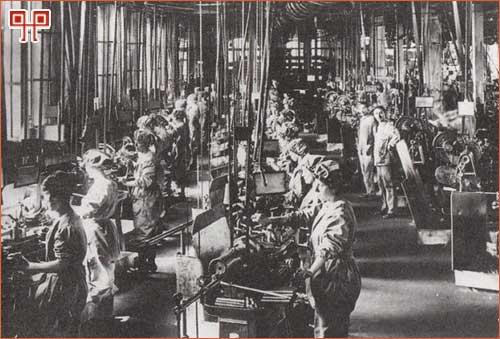 Radnice u tvornici Fiat