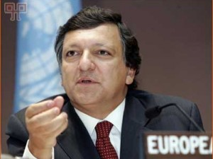José Manuel Barroso – predsjednik Europske komisije