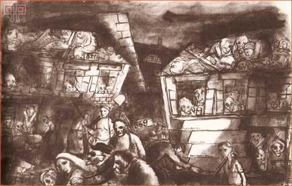 "B. Fritta: ""Život u Terezinu 1943-1944″"