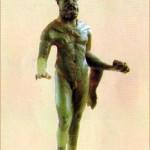Statua Herkula iz Komparije ( VIDOVIĆ 2003: kat. br. 3)