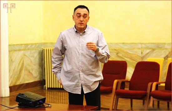 Igor Jovanović, suvoditelj projekta Istarske sudbine