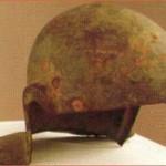 Brončana kaciga iz Donjeg Vidovca (VIDOVIĆ 2003: kat.br. 1)