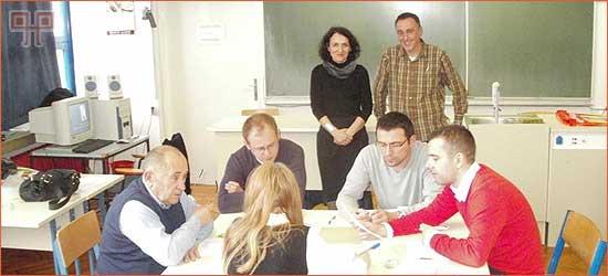 Sanja Pereša Macuka i Igor Jovanović vodili su prvu radionicu