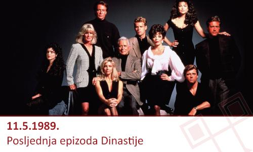 Posljednja epizoda Dinastije
