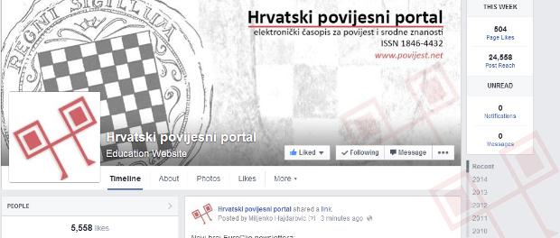 Povećana aktivnost Facebook stranice HPP-a
