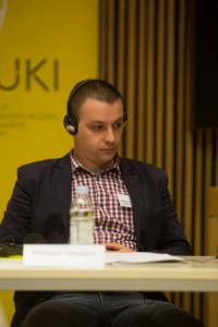 "Aleksandar Todosijevic na simpoziju ""Dvostruki teret"" u Zagrebu"