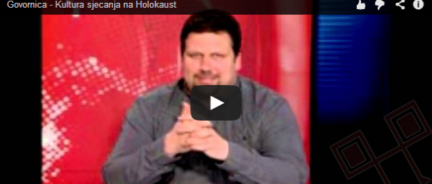 Video: Govornica - Kultura sjećanja na Holokaust