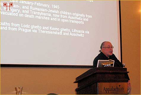 Dr. Ken Waltzer 'Dječaci logora Buchenwald'