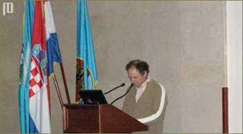 Uvodnu riječ dao je prof. Lobert Simičić
