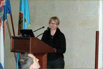 viša savjetnica za nastavu povijesti prof. Marijana Marinović