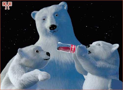 coca-polar-bears