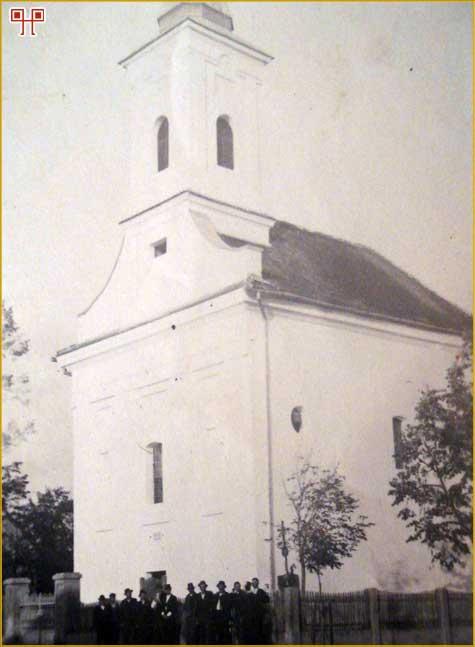 Crkva Sv. Marka Evanđelista Slobodnica 1946. godine