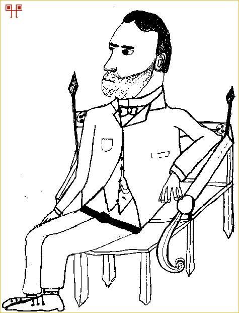 Karikatura Khuena Hedervarya