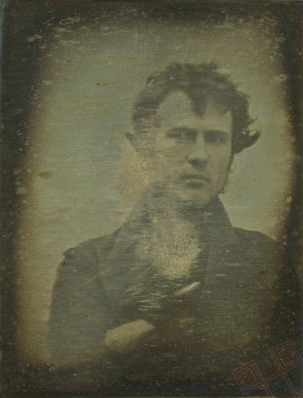 Najstariji poznati selfie snimljen je 1839. godine - snimio se Robert Cornelius