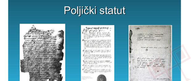Poljičko-omiški kraj u prošlosti i danas