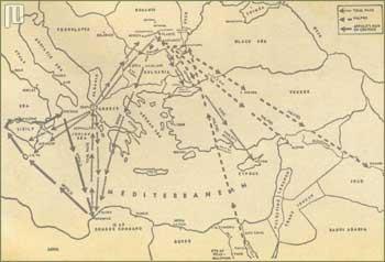 ploesti_mapa
