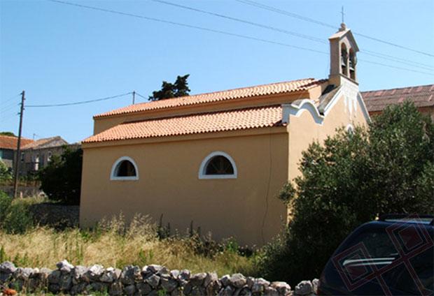 Crkva u Solinama na Dugom otoku, preuzeto sa: URL 5