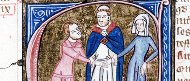 Ljubav i brak u srednjem vijeku