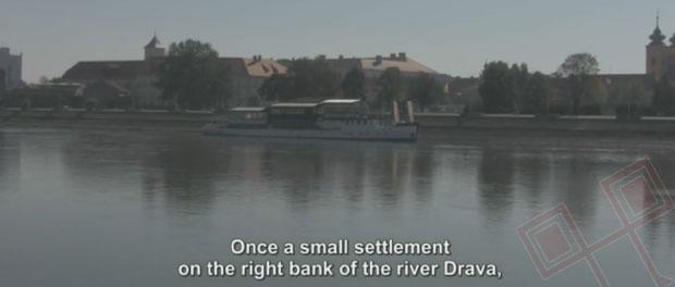 Dokumentarni film o povijesti osječke Tvrđe