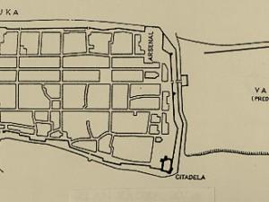 Plan Zadra, XV. stoljeće