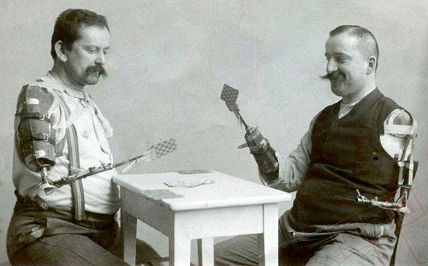 Veterani i invalidi Prvog svjetskog rata kartaju