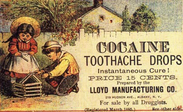 Kokainske pastile protiv zubobolje! Pomažu odmah!