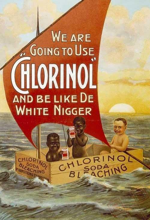 Koristiti ćemo Chlorinol i biti ćemo poput bijelih crnja!