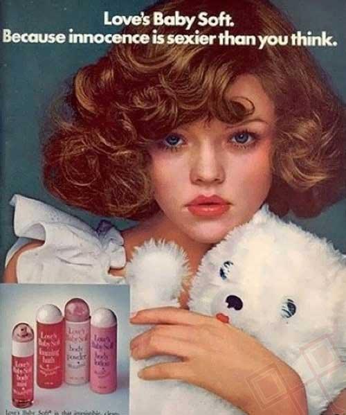 Love's baby soft! Jer je nevinost još više sexy nego što mislite!