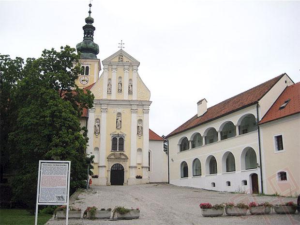 Pavlinski samostan u Lepoglavi