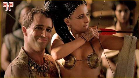 Likovi Antonija i Kleopatre