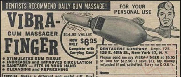 Neprimjerene reklame iz prošlosti (1)