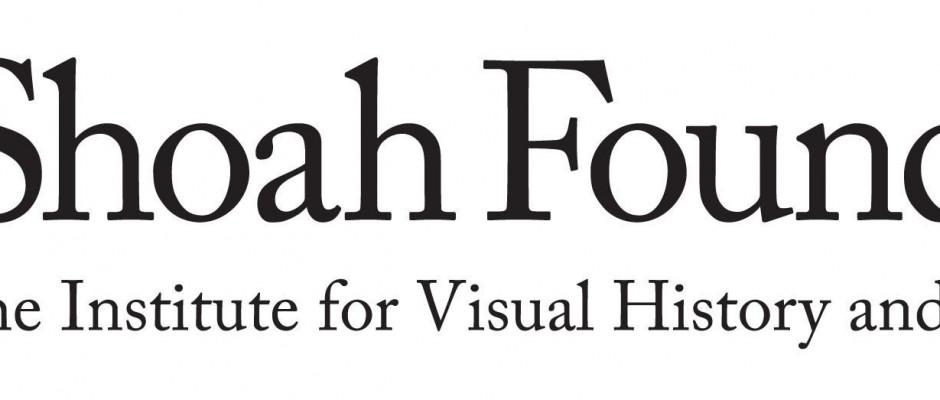 USC SHOAH FOUNDATION INSTITUTE LOGO