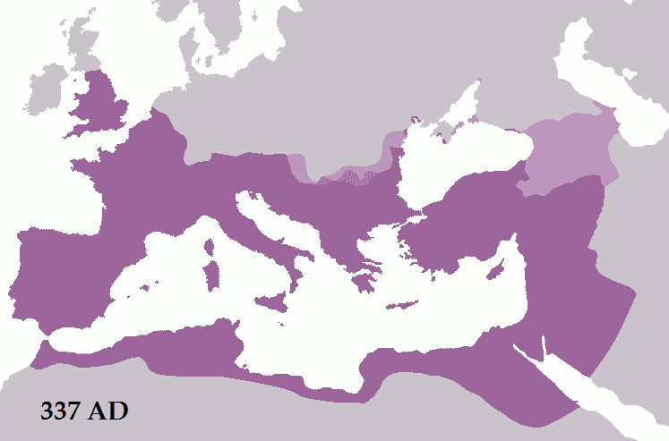 Rimsko Carstvo u vrijeme Konstantina