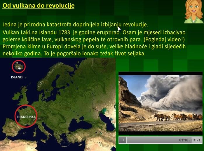 Prvi i jedini primjer korištenja video zapisa u ICT Curriculi za povijest!