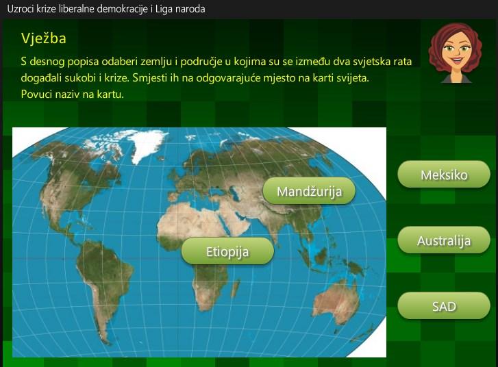 Gdje su zapravo Etiopija i Mandžurija?