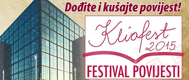 Program: Kliofest 2015. – Dan povijesti u Hrvatskoj