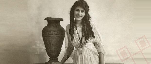 Aurora Mardiganian: armenska Ivana Orleanska