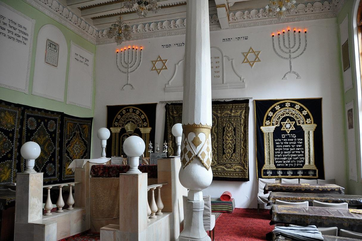 Jezik bukarskih Židova