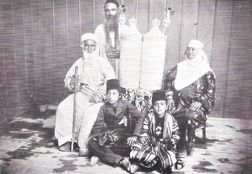 Bukharski Židovi