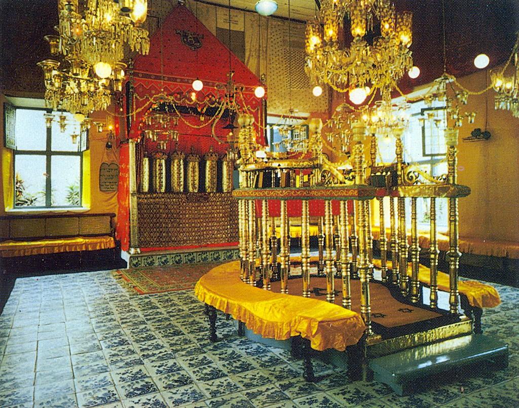 Sinagoga u Kočinu