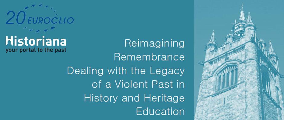 Historiana nagradni natječaj - Sudjelujte na konferenciji u Belfastu